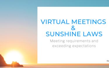 Sunshine Week 2021 guest blog